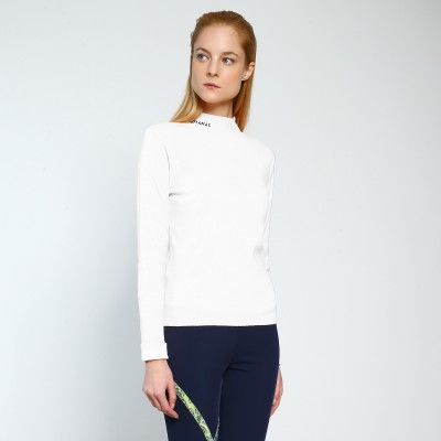 Classic XAMAS Megève Pullover - White