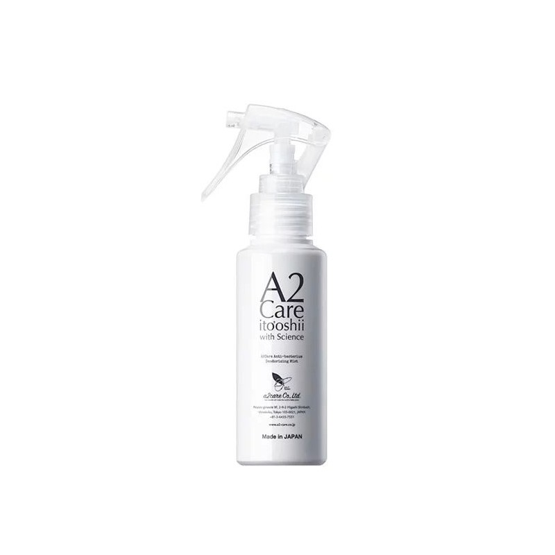 A2Care Colorless and Odorless Deodorizing Spray 100ml