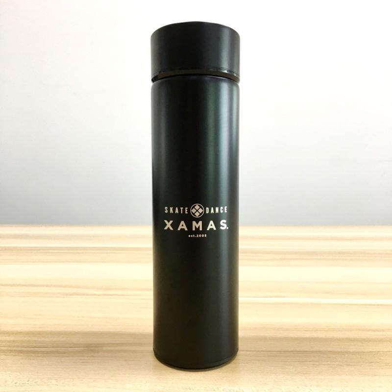 XAMAS Thermos Bottle with Temperature Sensor