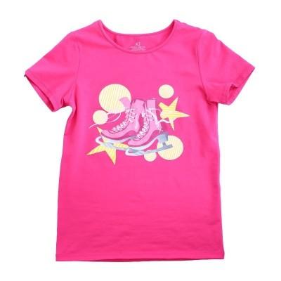 小童短袖T恤, 图案 B