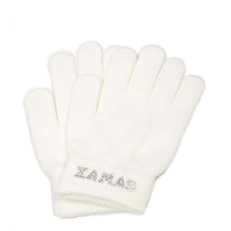 大众最爱 XAMAS 滑冰针织手套