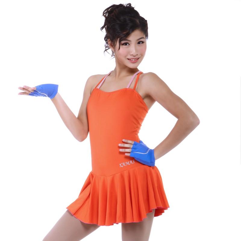 Classic Belinda Figure Skating Dress