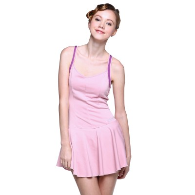 Classic Eve Figure Skating Dress