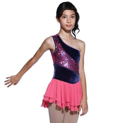 大众最爱 Eleanor 花样滑冰表演服比赛裙