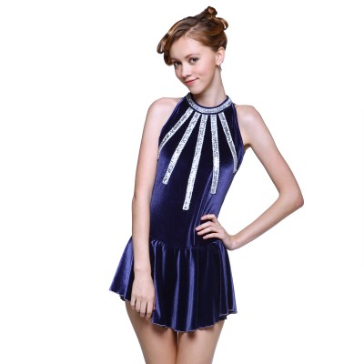 Classic Madison Figure Skating Dress