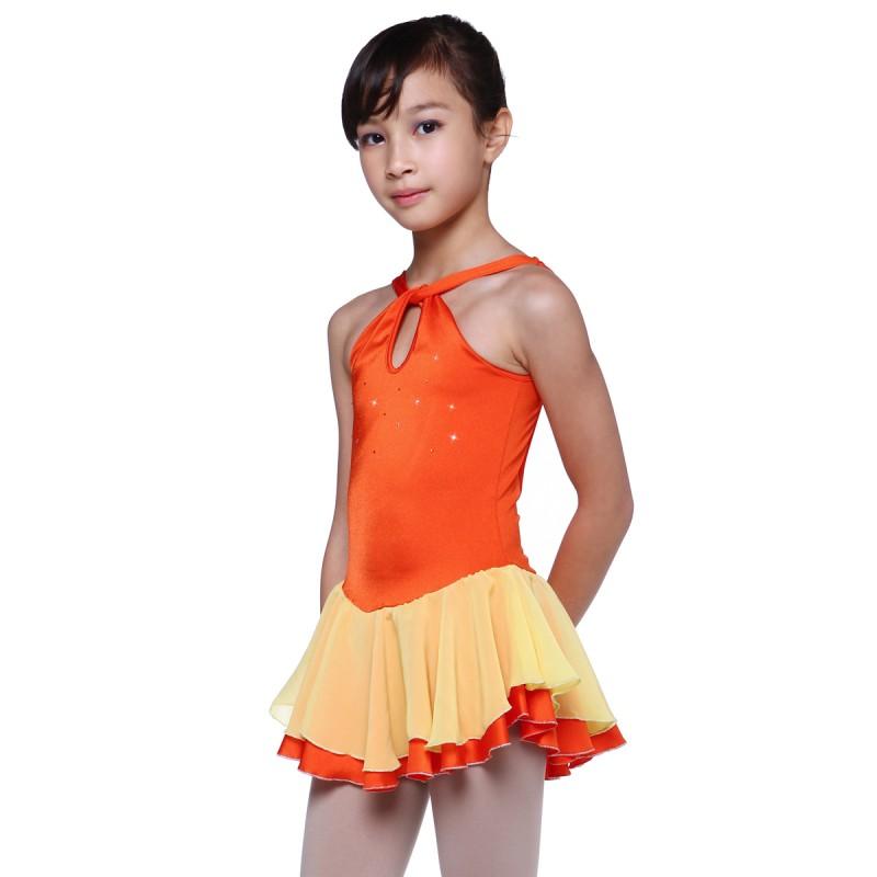 Classic Clara Figure Skating Dress