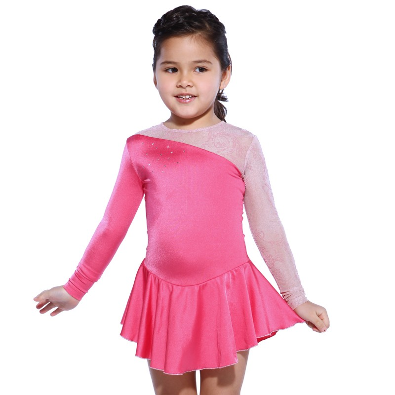 大众最爱 Mandy 花样滑冰表演服比赛裙