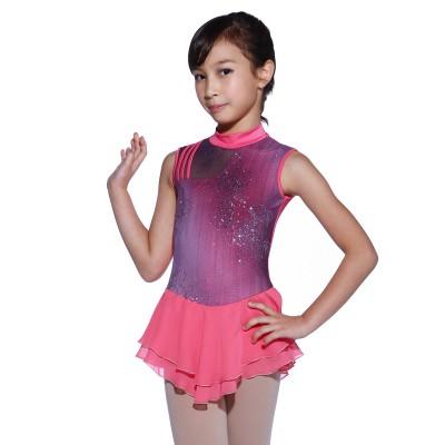 大众最爱 Mary 花样滑冰表演服比赛裙