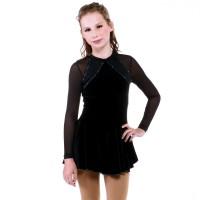 青春时尚 Anouk 花样滑冰表演服比赛裙