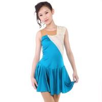 青春时尚 Sienna 花样滑冰表演服比赛裙