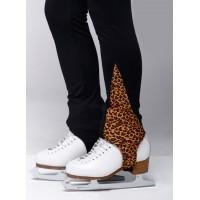 大众最爱 XAMAS Retro Leopard 滑冰训练裤