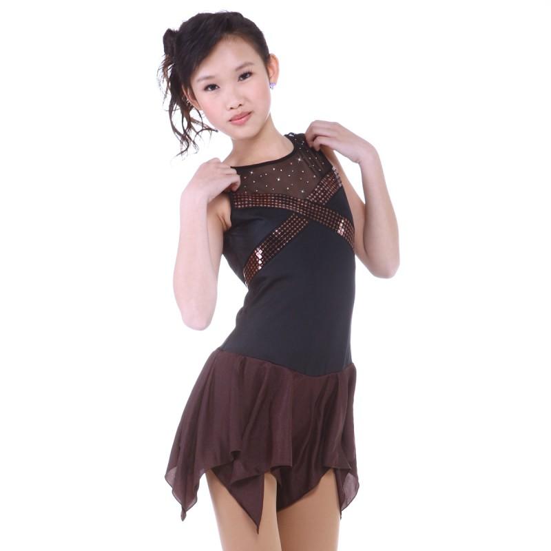Trendy Pro Britney Figure Skating Dress