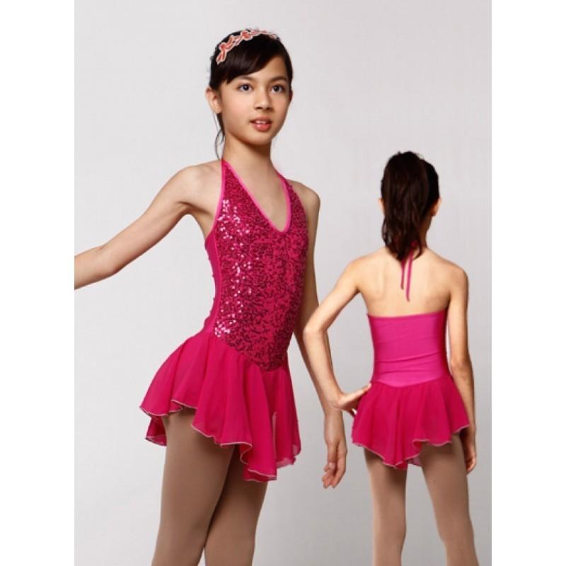 Figure skating dress 21