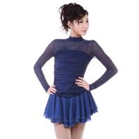 青春时尚 Olivia 花样滑冰表演服比赛裙