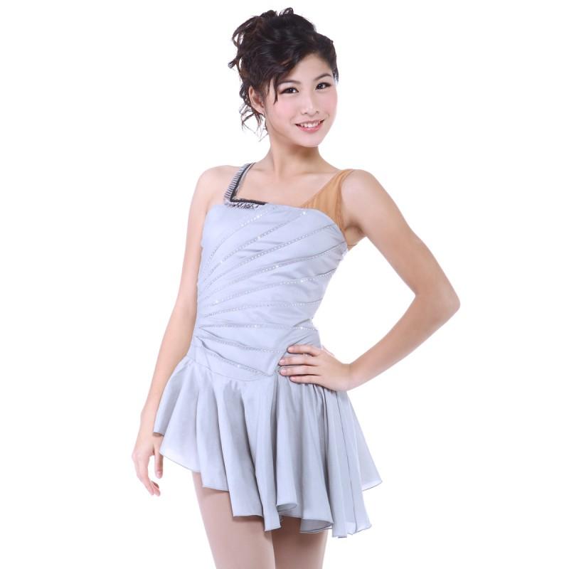 青春时尚 Victoria 花样滑冰表演服比赛裙