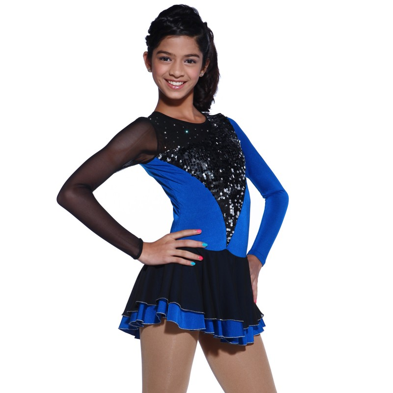 Trendy Pro Lily Figure Skating Dress