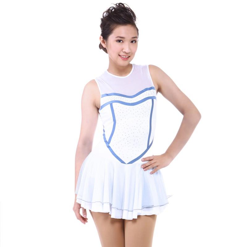 青春时尚 Juliane 花样滑冰表演服比赛裙
