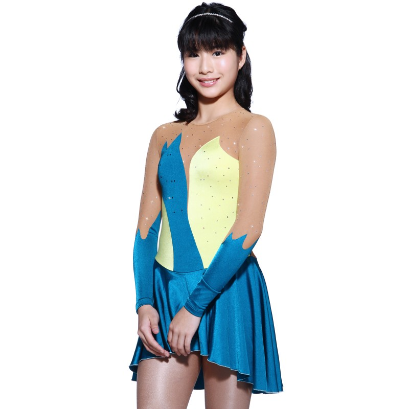 Trendy Pro Olga Figure Skating Dress