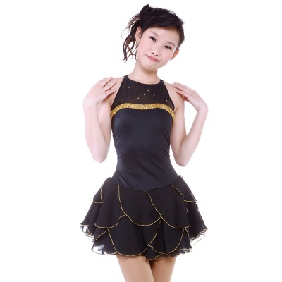 Premium Pro Cinderella Figure Skating Dress