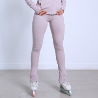 青春时尚 XAMAS 复古法国蕾丝训练包鞋滑冰训练裤