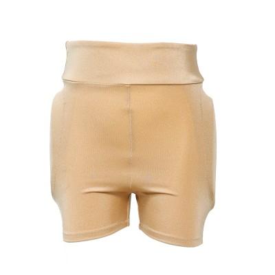 大众最爱 护臀有垫短裤 - 肉色