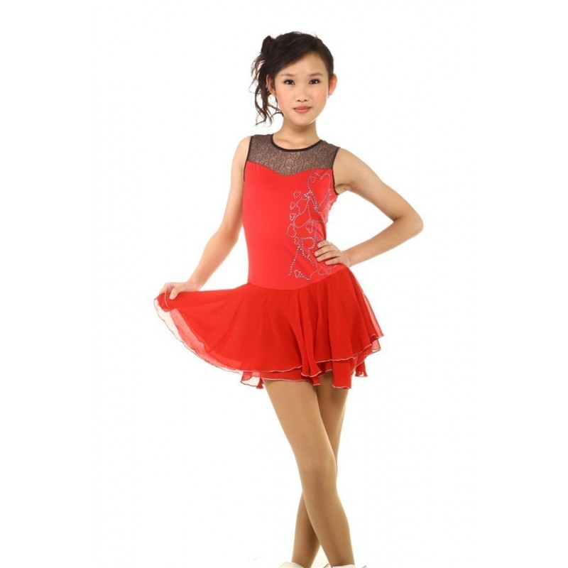 Trendy Pro Rosina Figure Skating Dress