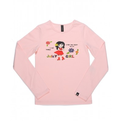 大众最爱 XAMAS Juicy Girl长袖T恤