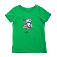 Classic XAMAS Skating Owl T-Shirt