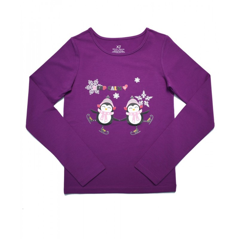 大众最爱 XAMAS Penguins T恤
