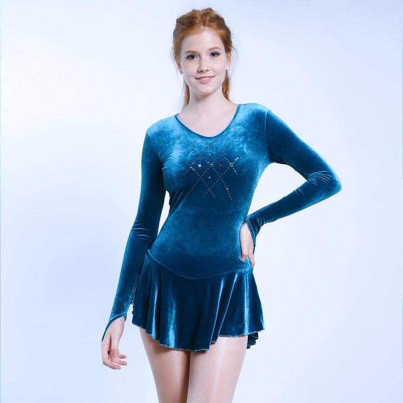 Classic Marina Figure Skating Dress