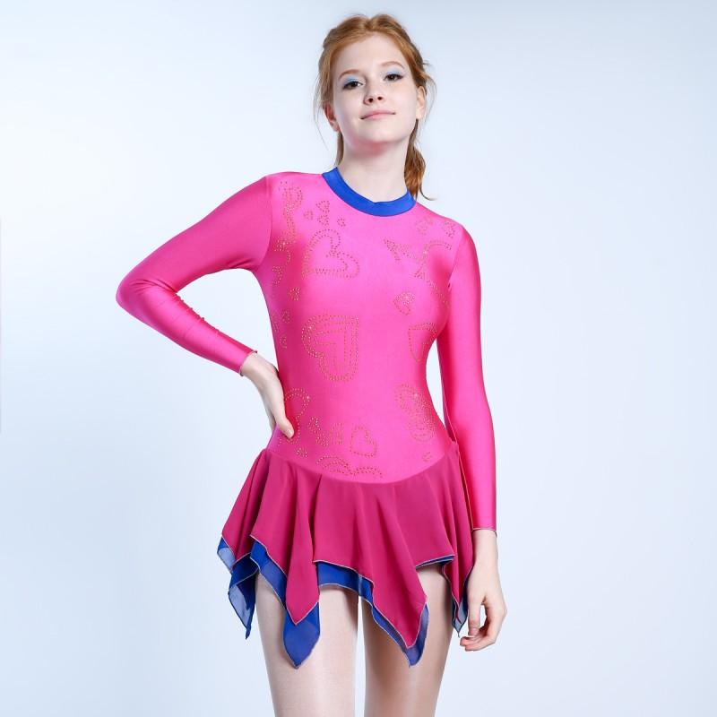 Classic Dimitra Figure Skating Dress