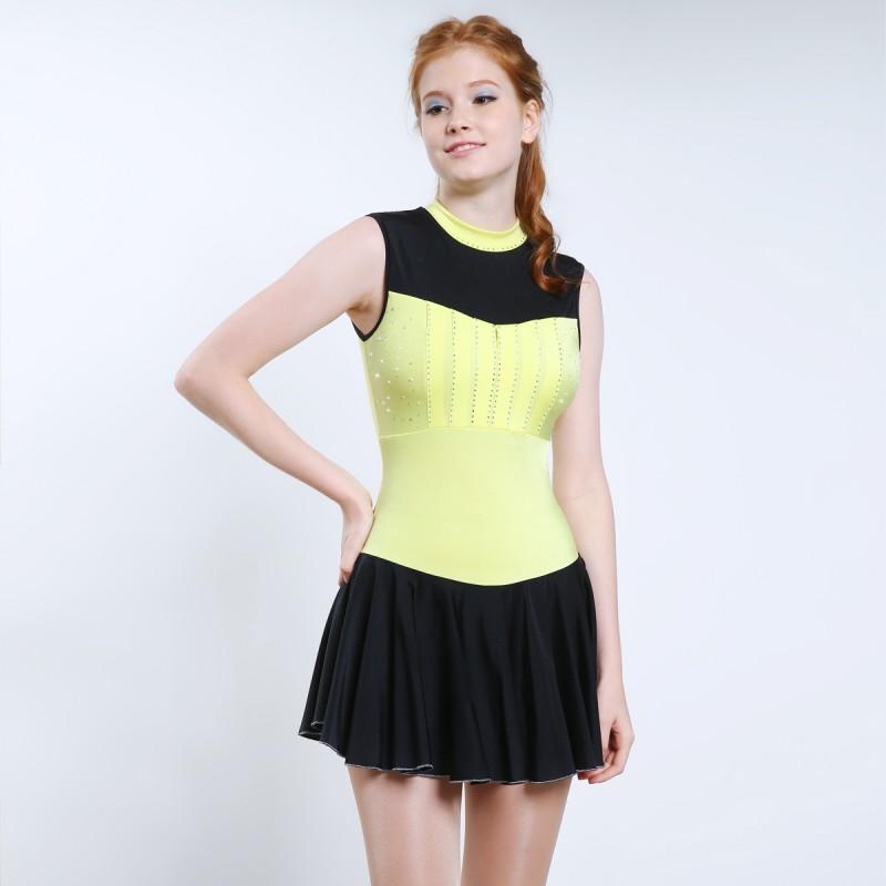 Trendy Pro Ashley Figure Skating Dress