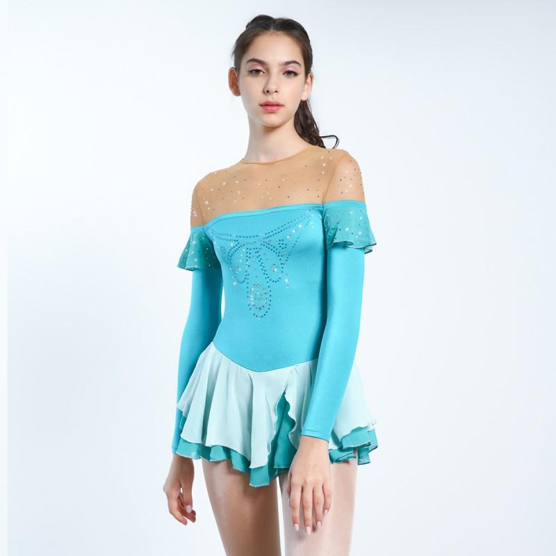 Trendy Pro Francesca Figure Skating Dress