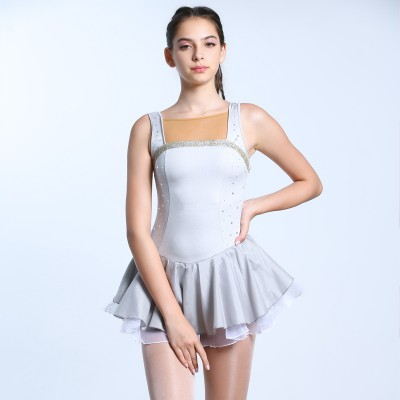 Trendy Pro Angel Figure Skating Dress