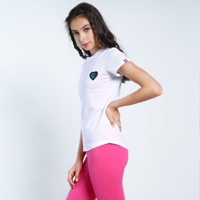 Classic XAMAS Skates Motif Short Sleeves Tee - Talent Teen Artist