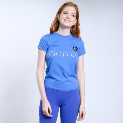 大众最爱 XAMAS Victory 胜利滑冰鞋图案短袖T恤