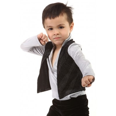 青春时尚 XAMAS Eric 滑冰紧身衣 - 浅灰色