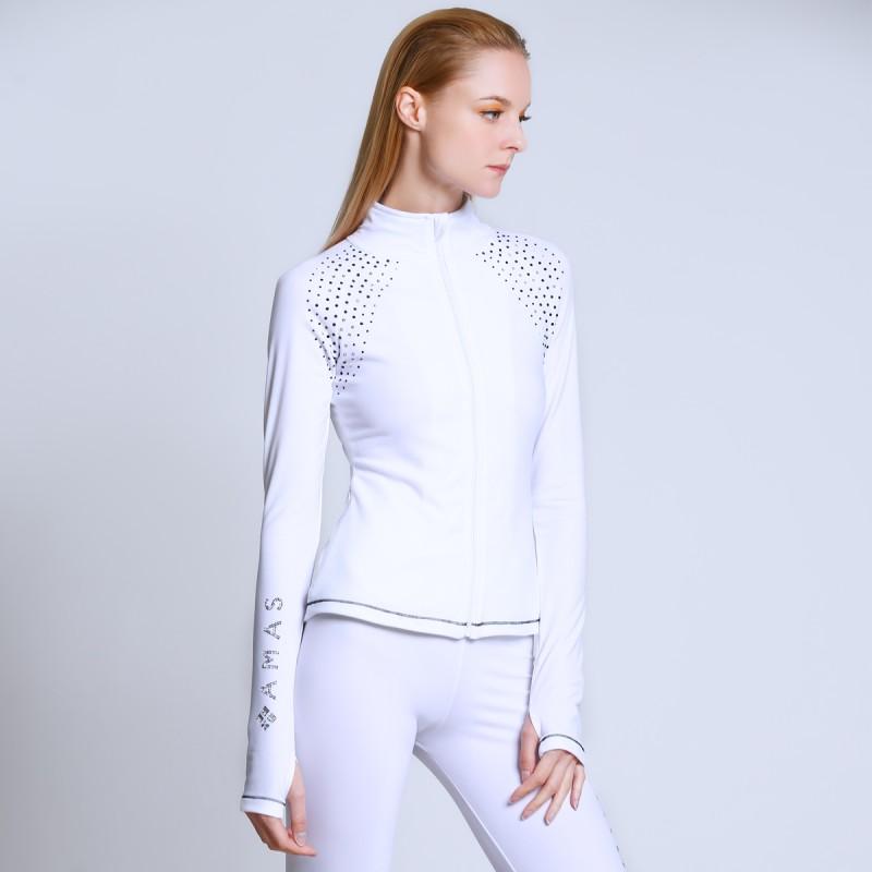 Premium Pro Alicia Diamond Skater Jacket