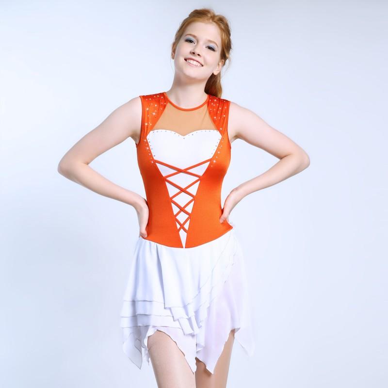 大众最爱 Hilda 花样滑冰表演服比赛裙