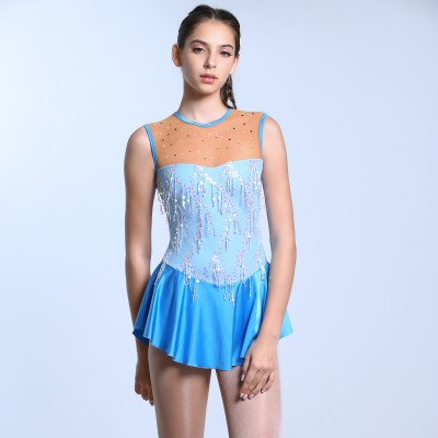 Classic Shirley Figure Skating Dress