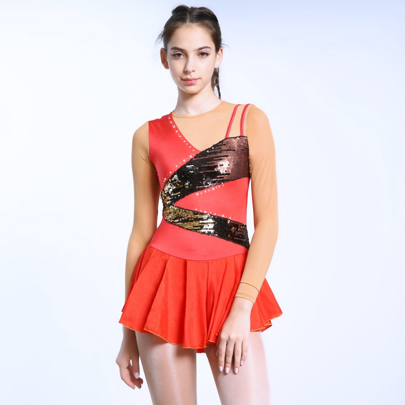 Trendy Pro Grace Figure Skating Dress