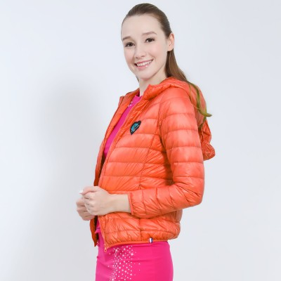 Classic XAMAS Ultra-light Down Hooded Jacket