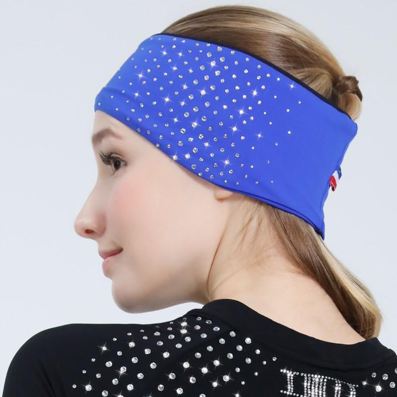 Premium Pro XAMAS Daytona Crystal Headband