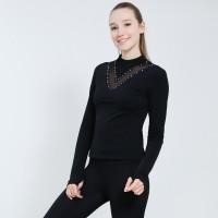 Trendy Pro Victor Hugo Skater Long Sleeves Sports Top