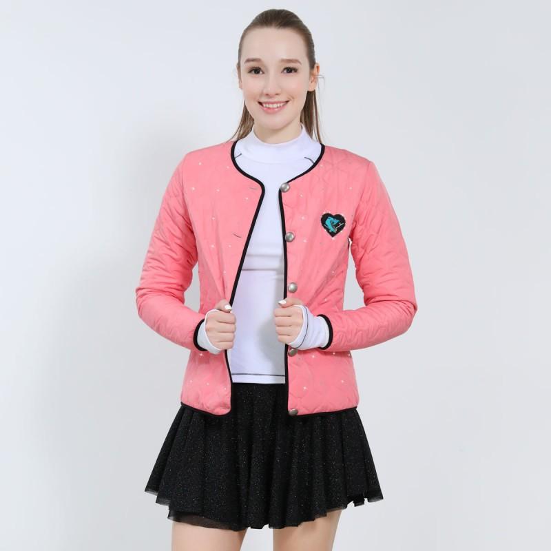 Trendy Pro Summer Skating Crystal Light Jacket