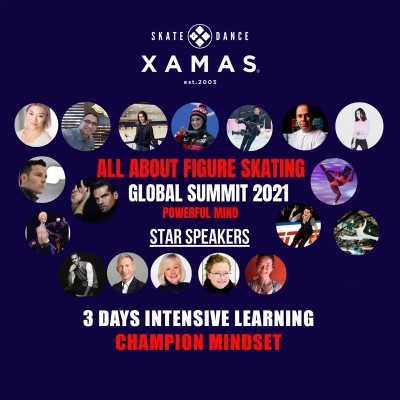 All About Figure Skating Global Summit - Powerful Mind Series All Access Pass