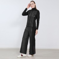 Premium Pro Valentine Aura 2-in-1 Skate Ski Zip Through Pants