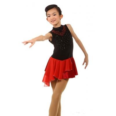 Classic Amira Figure Skating Dress